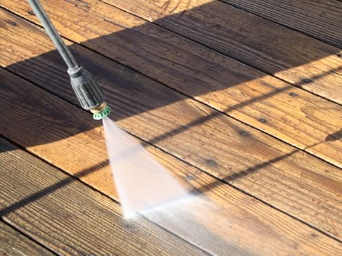 Pressure Washing Lemonroyd